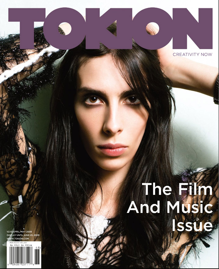Tokion Apr-May 2009 Jamie Bochert