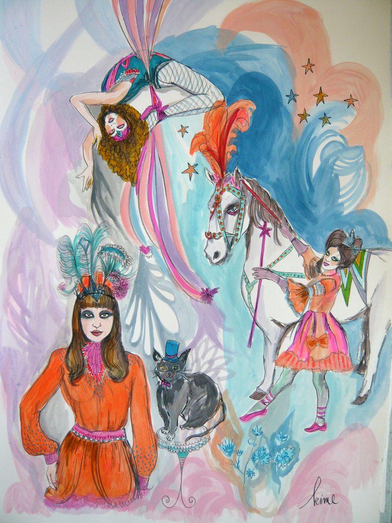 Circus:color