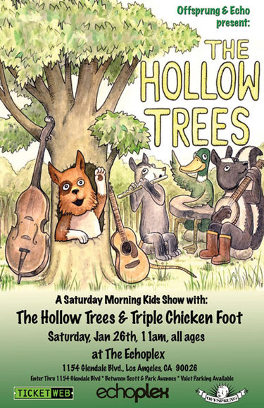 Hollowtrees