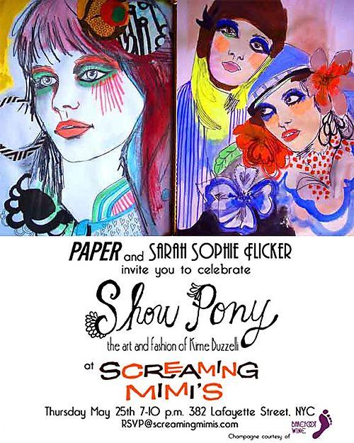 Showpony invite